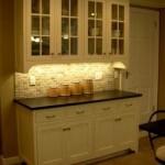 Фото 6: Встроенная кухня из дерева
