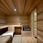 Фото 2: Прямоугольная баня