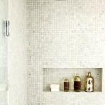 Фото 7: Мелкий кафель для ванной комнаты