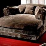 Фото 25: Темно-коричневый диван