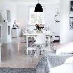Фото 28: Мягкая мебель серая с белым