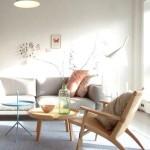 Фото 29: Мягкая мебель белого цвета