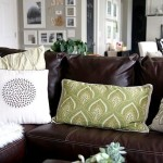 Фото 32: Мягкая мебель для гостиной фото с подушками