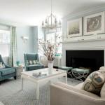 Фото 4: Стол в гостиной