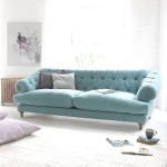 Фото 41: Зеленый диван в интерьере гостиной фото