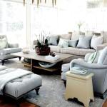 Фото 47: Бирюзовый диван фото для гостиной