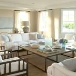 Фото 54: Большой комплект мягкой мебели для гостиной