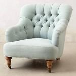 Фото 55: Зеленое кресло для гостиной