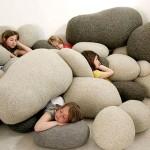 Фото 6: Мягкая мебель с детьми