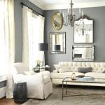 Фото 61: Мягкий кожаный диван в гостиной