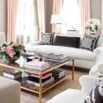 Фото 63: Белый диван в гостиной