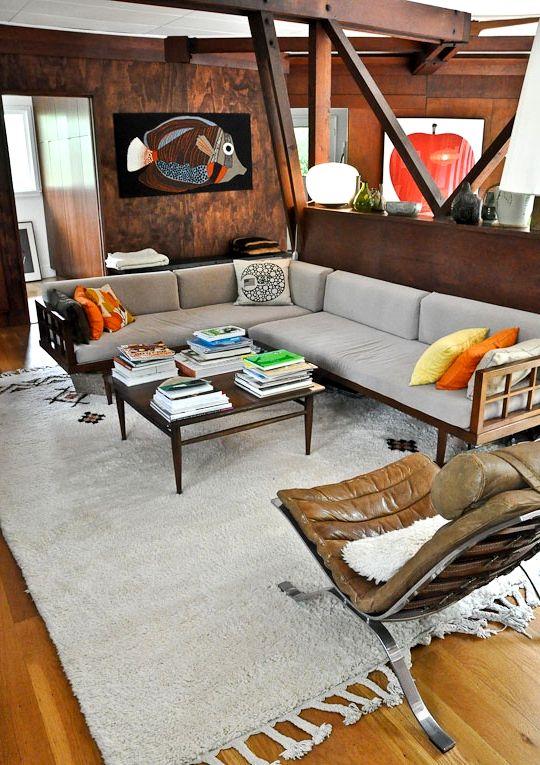 Угловой диван фото серого цвета