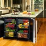 Хранение овощей на современной кухне