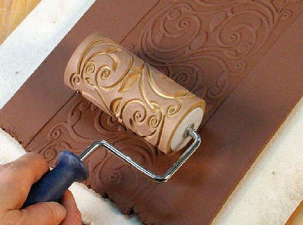 Как сделать валик для декоративной покраски своими руками 8