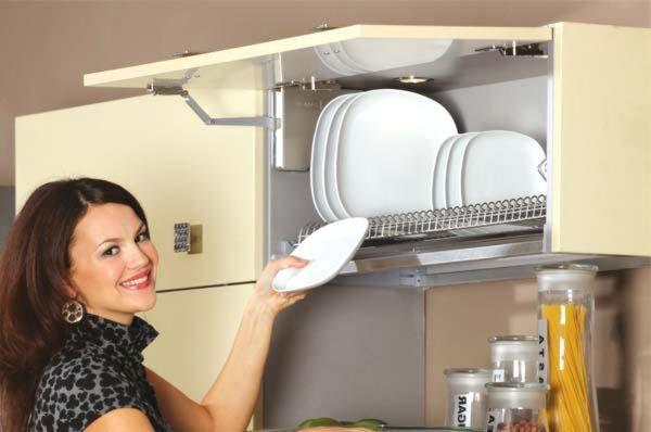 Стильные и практичные сушилки, которые украсят вашу кухню