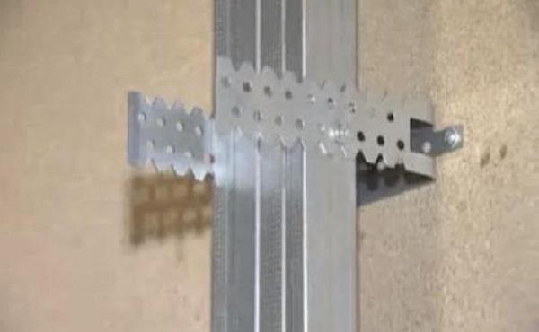 металлические крепежи для гипсокартона