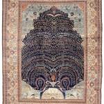 Невероятные узоры иранских ковров