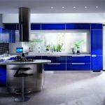 Фото 51: Красивая кухня в стиле хай-тек