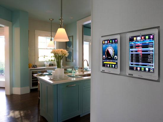 Стеновые панели в умном доме