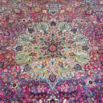 Фото 297: Один из лучших вариантов классического узора на ковре