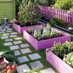 Фото 77: Огородный ландшафтный дизайн