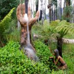 Фото 58: Фигурки в саду