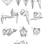 Фото 13: Котик оригами