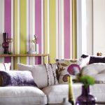 Фото 40: Вертикальная покраска стен