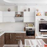 Фото 41: Современный дизайн кухни в стиле модерн