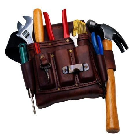 Погтовка инструментов для реставрации дверей