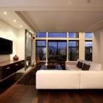 Дизайн зала в квартире фото 10