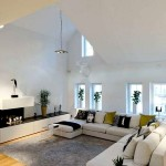 Дизайн зала в квартире фото 11