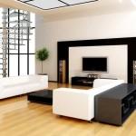 Дизайн зала в квартире фото 15