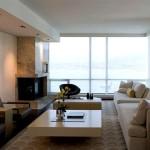 Дизайн зала в квартире фото 16