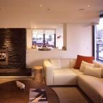 Дизайн зала в квартире фото 18