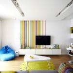 Дизайн зала в квартире фото 28