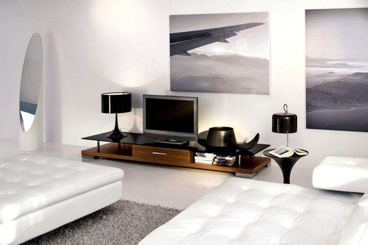Дизайн зала в квартире фото 40