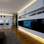 Дизайн зала в квартире фото 6
