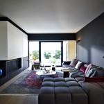 Дизайн зала в квартире фото 8