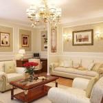 гостинная в классическом стиле фото 12