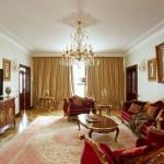 гостинная в классическом стиле фото 13