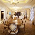 гостинная в классическом стиле фото 16