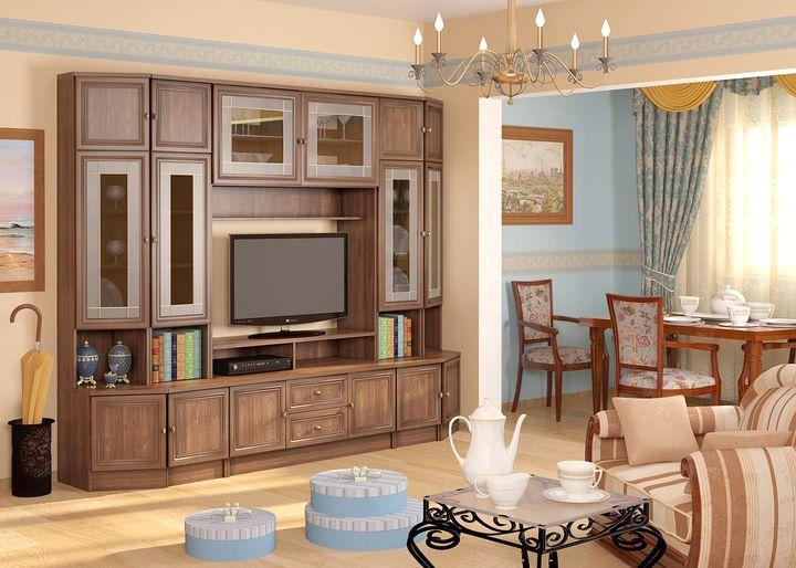 гостинная в классическом стиле фото 21