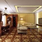 гостинная в классическом стиле фото 4