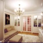 гостинная в классическом стиле фото 6