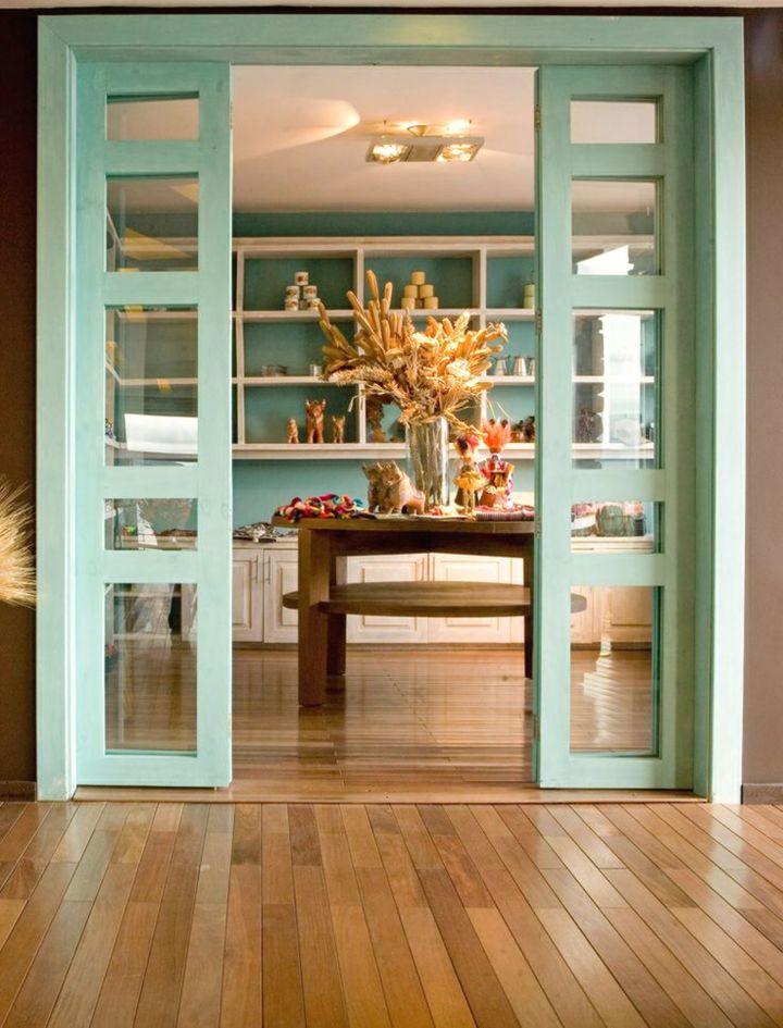 дверь гармошка 1