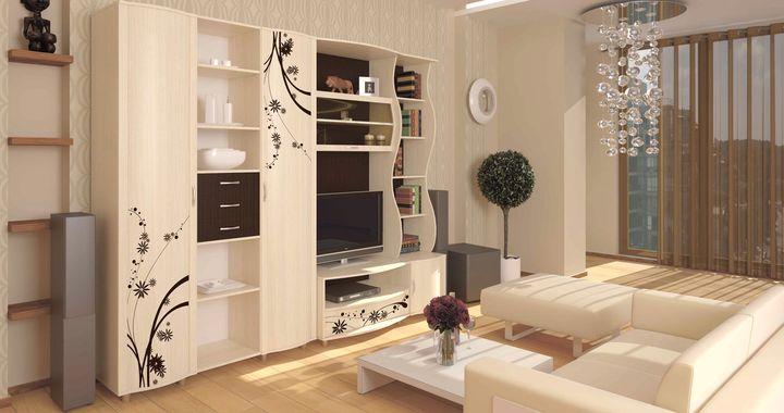 модульная мебель для гостиной фото 11