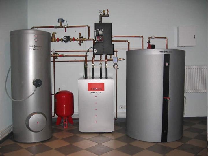 Газовый котел отопления для частного дома является самым экономичным вариантом