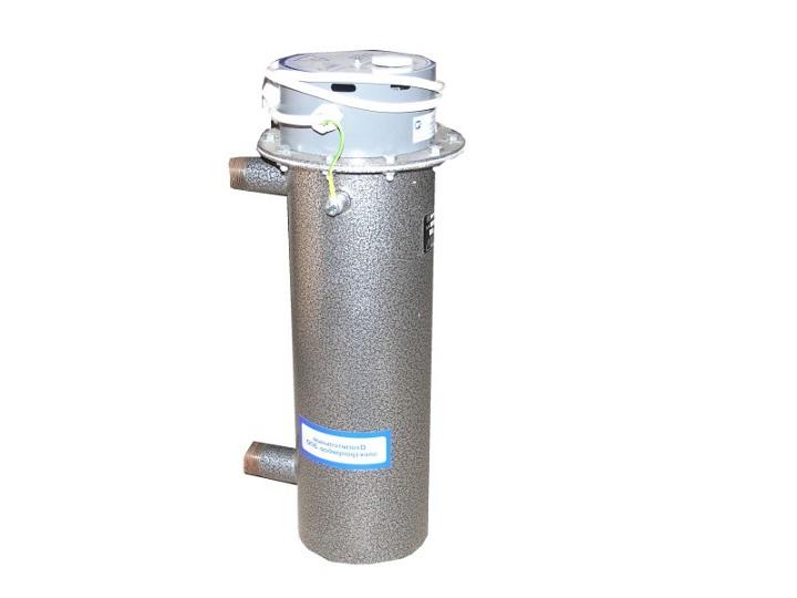 Настенный электрический котел отопления имеет минимальные размеры