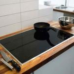 Фото 52: Черная плита и такая же кастрюля